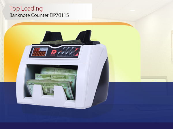 Colombo Trading International - DP7011S Cash Counting Machines and Banknote Machines Suppliers in Sri Lanka - Sorting and Non-stop counting with reject pocket