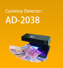 Colombo Trading International - AD2038 Currency Detectors or Money Detectors Machines Suppliers in Sri Lanka