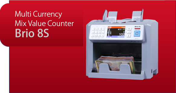 Colombo Trading International - Brio8s Cash Counting Machines and Banknote Machines Suppliers in Sri Lanka