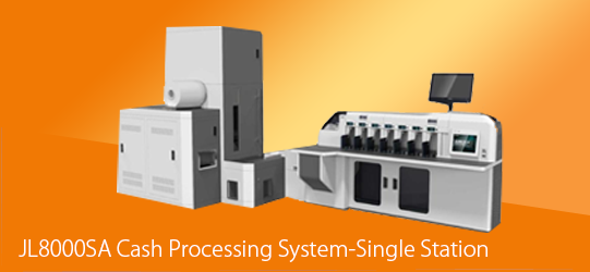 Colombo Trading International - Single Stations Cash Processing Machines Systems in Sri Lanka