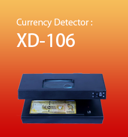 Colombo Trading International - XD106 Currency Detectors or Money Detectors Machines Suppliers in Sri Lanka