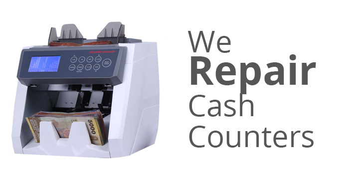 Colombo Trading International - Repair cash counting machines or money counting machines in Sri Lanka
