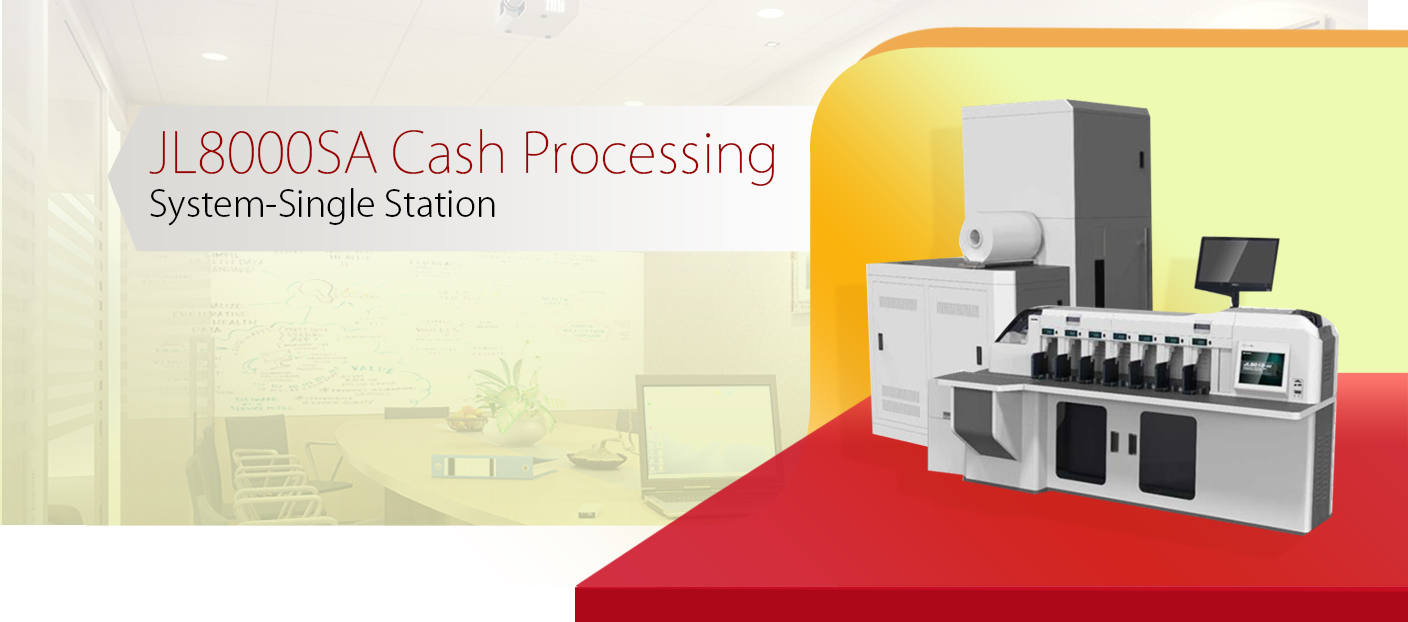 JL8000SA Single Station Cash Processing Systems / Suppliers for Sale in Sri Lanka - Images